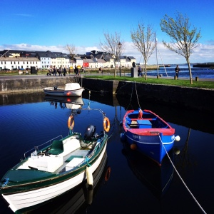 nice day in Galway last week
