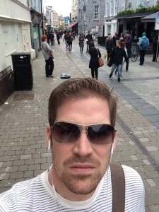 Selfie time on Shop st earlier today. I love this town.