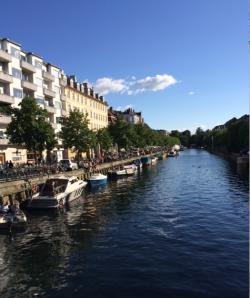 Copenhagen is gorgeous.